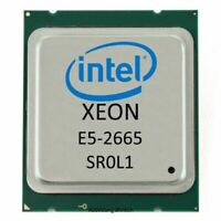Intel Xeon  E5-2665 20 MB Cache, 2,40 GHz, 8,00-GT/s-QPI Prozessor