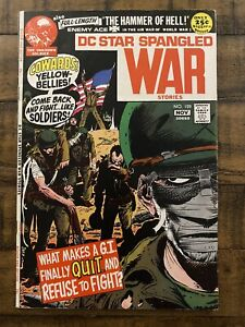 Star Spangled War Stories #159 F- (5.5) DC Comics Unknown Soldier