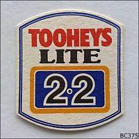Tooheys Lite 2.2 Coaster (B375)