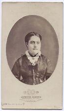 Alphonse Bernoud Napoli Italie Italia CDV Vintage albumine ca 1875