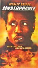 Unstoppable (VHS, 2004) Wesley Snipes