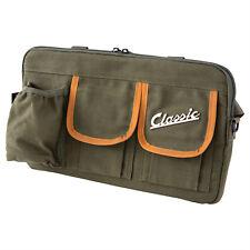 """Bolsa """"Classic"""" compartimento Equipaje / GUANTERA PARA VESPA 360x210x30mm in"""