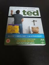 Ted steelbook brand new and sealed