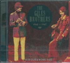 THE GILES BROTHERS - 62-67 SINGLES pre CHEERFUL INSANITY KING CRIMSON SEALED CD