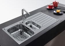 FRANKE SKX 651 Stainless Steel 1.5 Bowl Sink Pop-Up Waste&Overflow Brand New!!!