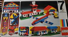 LEGO vintage Building Toy No.7 Samsonite 1960s