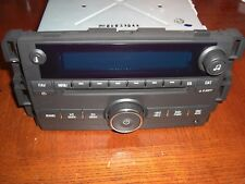 2006-2009 GM Chevrolet Chevy Impala Monte Carlo CD Radio Receiver US8 15887275