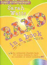 BAND IN A BOOK Watts Piano Accompaniment