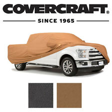 Covercraft Custom Truck Covers - Indoor/Outdoor - Carhartt – Brown or Gravel