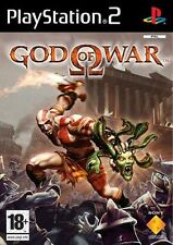 God of War PlayStation 2 Game PS2