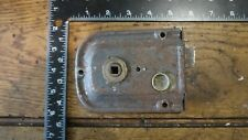 L44 Reclaimed Old Victorian Rim Lock / Door Latch