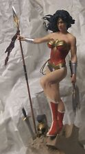 Sideshow Exclusive Wonder Woman Premium Format With Custom Spear Hand
