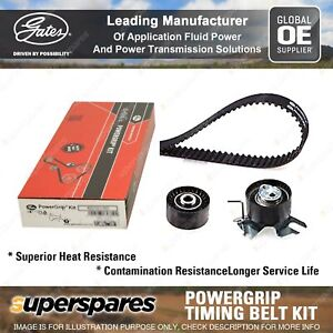Gates PowerGrip Timing Belt FOR FORD FOCUS LT T311
