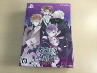 DIABOLIK LOVERS LUNATIC PARADE Limited Edition - PS Vita