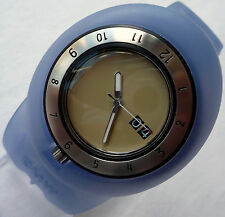 Rare BMW Super Sport Silicone Band Racing Design Swiss Made C1 Young Watch