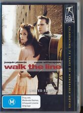Walk The Line (DVD, 2010) R4