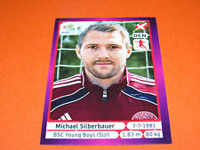 211 SILBERBAUER DANMARK BSC YOUNG BOYS SUISSE FOOTBALL PANINI UEFA EURO 2012