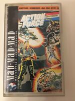 Amstrad 64 CPC Game Action Force Mad Mad Mad 1988 Cassette Tape Retro Vintage