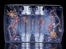 NECA Alien Creature Pack 30th Anniversary Deluxe LED Light Stasis Chamber Figure