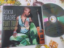 Rokia Traore Tuit Tuit   Nonesuch Records –UK Promo CD Single