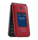 NEW Consumer Cellular  Link II  Classic Flip Cell Phone /CH26/12 photo