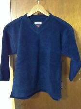 Canterbury AT 180 Mid Blue Sweater Size 8 Years