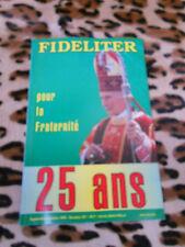 Revue - FIDELITER n° 107, 1995