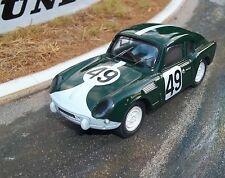 Probuild 1/32 slot car from OCAR kit TRIUMPH SPITFIRE  c1965  LE MANS #49 MB/RTR