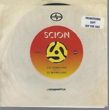 Scion CD Sampler v.14 By Various Artists (CD, 2006) Promotional CD