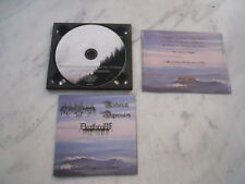 Benighted In Sodom/Nocturnal Depression/Deathrow-Dismal... SPLIT CD NEW+++NEU+++