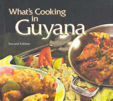 NEW What's Cooking in Guyana by Carnegie School of Home Economics
