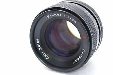 *exc++* CONTAX Carl Zeiss Planar T* 50mm F1.4 AEJ Lens from JAPAN #49