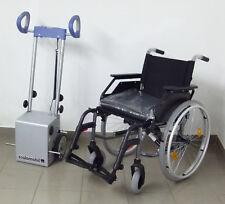 Scalamobil / Treppensteiger S25 alber + neuer Rollstuhl Dietz *Akku neu* SB 42cm