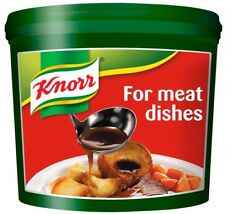 Knorr Gravy Granules, Meat Dishes Instant Gluten Free Makes 25L Catering 1.88kg