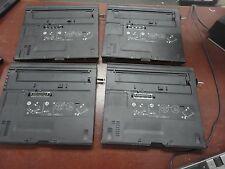 4x Lenovo ThinkPad x6 UltraBase Docking Station x60 x61 42W3014 42W3107 42W4635
