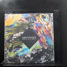 "Grounders - Wreck Of A Smile 10"" EP New NVR010 Canada 2013 Vinyl Record"