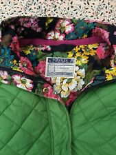 JOULES - Milham - Green - Quilted - Gilet / Bodywarmer - UK 16