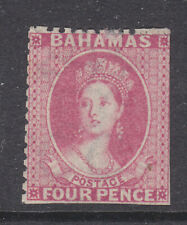 Bahamas 1863 Sg 24 mint no gum