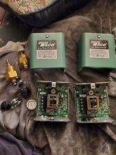2 Used Taco Low Water Cutoff Model Lta0243S-2 (24v)