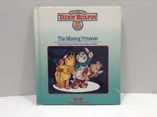 Teddy Ruxpin the Missing Princess book only Great Condition