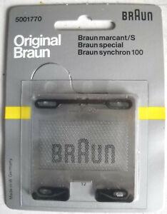 BRAUN Scherblatt 260 5001770 Vintage NOS