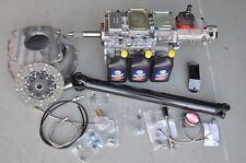 Aston Martin DBS/6 ZF 5-speed to Tremec 5-speed gearbox conversion kit.