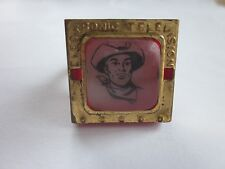 1940'S SKY KING ELECTRONIC TV PETER PAN Peanut Butter PREMIUM RING