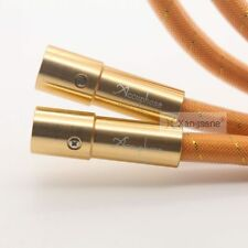 Pair Accuphase  XLR Plug interconnect Audio Cable 1.0M Hiend Tube Amp