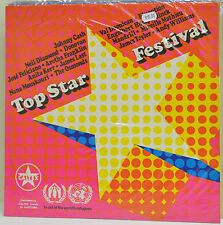 Top Star Festival, Various Artists, In Aid Of The World's Refugees, 1971, V (L3)