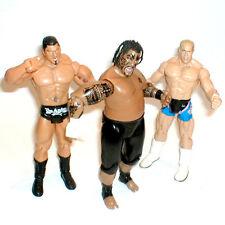 WWF WWE TNA Wrestling LOTTO umaga, BATISTA & HARDCORE H figura LOTTO, Nizza