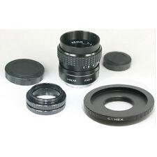 Fujian 25mm F1.4 CCTV Movie lens + Mount to Sony Nex 7 6 5 3 F3 5C VG20EH VG10E