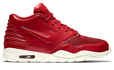 NIKE Gym Red LEATHER MESH Hi Top ENTERTRAINER Cross Trainer SHOES Sneaker NEW 15
