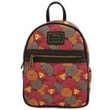 Loungefly Disney The Lion King Simba African Floral Mini Backpack Bag WDBK0687