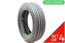 Set of (4) New 245/60R18 Bridgestone Dueler H/P Sport AS 105H - 10/32